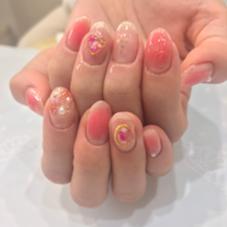 チークネイル Nail Salon MELROSE所属・山口理絵のフォト