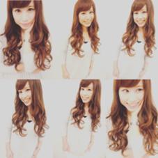Hair Studio Bliss所属・丸山希のスタイル