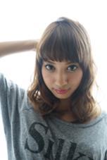 イルミナカラーで透明感✨たっぷりスタイルです 極上モイスチャートリートメントでカラーの持ちを良くしてます❤ melissa hair&spa所属・嘉手納一史のスタイル