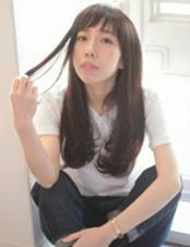 カジュアルロング Lom所属・LomAKIRAのスタイル