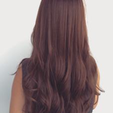 退色して黄色くなった髪はラベンダーアッシュをのせてツヤ感と秋っぽさを☆ Lani  hair所属・井出健太のスタイル