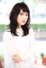 wispZINNIA所属・越川理子のスタイル