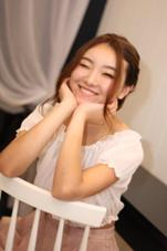 hair&nail CAMEL所属・英めぐみのスタイル