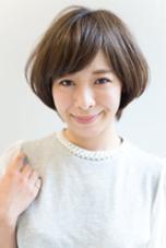 【オリジナル縮毛矯正】×ショート angelgaff所属・森田真一郎のスタイル