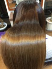 ブリーチ毛でも艶髪 hair & make  OZ(オズ)所属・野田昌のスタイル