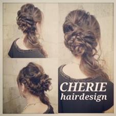 結婚式セット CHERIE hair design所属・NMAYAのフォト