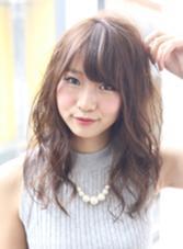 ウェットスタイル マーメイドアッシュ Hair DELIGHT所属・副店長 小倉圭司のスタイル