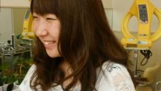 艶感じアッシュ系カラー ハーフバックス多摩境所属・坂本勝美のスタイル