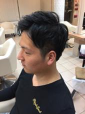 ツーブロックメンズカット M・SLASH東戸塚店所属・高橋李奈のスタイル