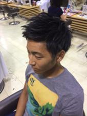 hair&makeZEST所属・中野稜平のスタイル
