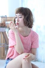 hair make Blume COSTA所属・向山正のスタイル