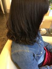 楽チンパーマ 髪の毛の毛先30%にパーマを、かけて朝楽チン! Lise所属・澤渡龍弥のスタイル