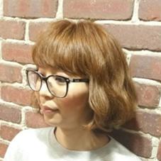 アッシュで柔らかい雰囲気に\(^o^)/ vancouncil春日井所属・須本愛華のスタイル