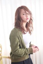 LOUVRE Total Beauty Salon所属・吉村美由紀のスタイル
