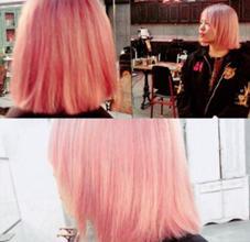 薄いピンク、ホワイトを載せることによって 女性人気一番なピンクカラーです☆ ピンクなど暖色だとムラも無く、透明感抜群なピンクです!! mowen所属・中元聡のスタイル