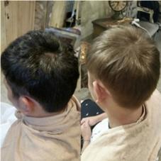 MICKEYトップスタイリストのメンズヘアスタイル・髪型