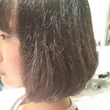 ボブスタイルです! JILI所属・澤井郁歩のスタイル