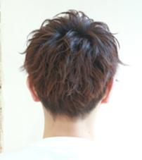 メンズカット+カラー Neolive7所属・池添晃のスタイル