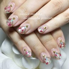 カラフルシェルの大人夏ネイル✨ nishiazabu private nail所属・nailartistmakikoのフォト