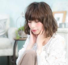AUBE hair sense所属・リー栄華のスタイル