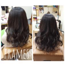 frames吉川店所属・坂本梓のスタイル
