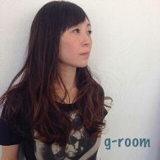 デジタルパーマ!ハンドブローでセットできます! Hair Salon g-room所属・大山雅矢のスタイル