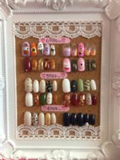 10月定額デザインです♡♡ 色変更は無料です꒰⌯͒•·̫•⌯͒꒱ Candy Nail所属・Mayutan♡のフォト