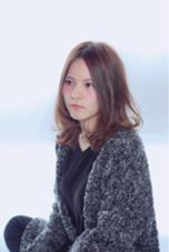 Aju-r hair design(アジュールヘアデザイン)所属・前田海希のスタイル