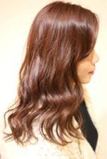 spin  hair烏丸店所属・田中佐知のスタイル