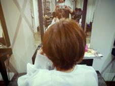 ナチュラルブラウン(^_-)-☆ FIX所属・TERUのスタイル