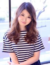大人可愛いふわゆれカール☆  B4U hair所属・IshibashiKazuyukiのスタイル