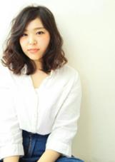 デジタルパーマで大人めに(๑•̀ㅂ•́)و✧  モデルさん18歳(*´ڡ`●) AVANCE.千代田所属・西澤崇宏【hiro】のスタイル