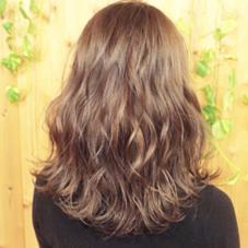 グレージュカラー Hair garden Rold所属・吉田朋央のスタイル