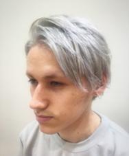 of hair所属・夏山秀憲のスタイル