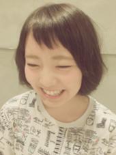 シースルーバング♡  affection 大曽根所属・かとうちなみのスタイル