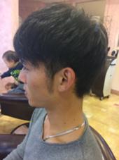耳周り襟足スッキリのショートスタイルです! 絶壁の方など骨格修正も出来るのでオススメですッ!! c-loop united kashimada所属・田中史弥のスタイル