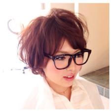 ふんわりショート! イリューム佐倉店所属・斉藤由香利のスタイル
