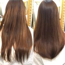 カット×極上トリートメント✂︎ これで紫外線なんて怖くない!✨   #tuuli #これからの季節 #お悩み解決 #ダメージケア #つや髪 tuuli所属・スギシマリサのスタイル