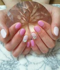 #pink #ワンカラー  nail所属・desnailのフォト