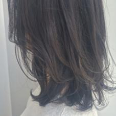 ハイライトで作る透明感カラー Ramie (GARDEN)所属・田籠陽子のスタイル