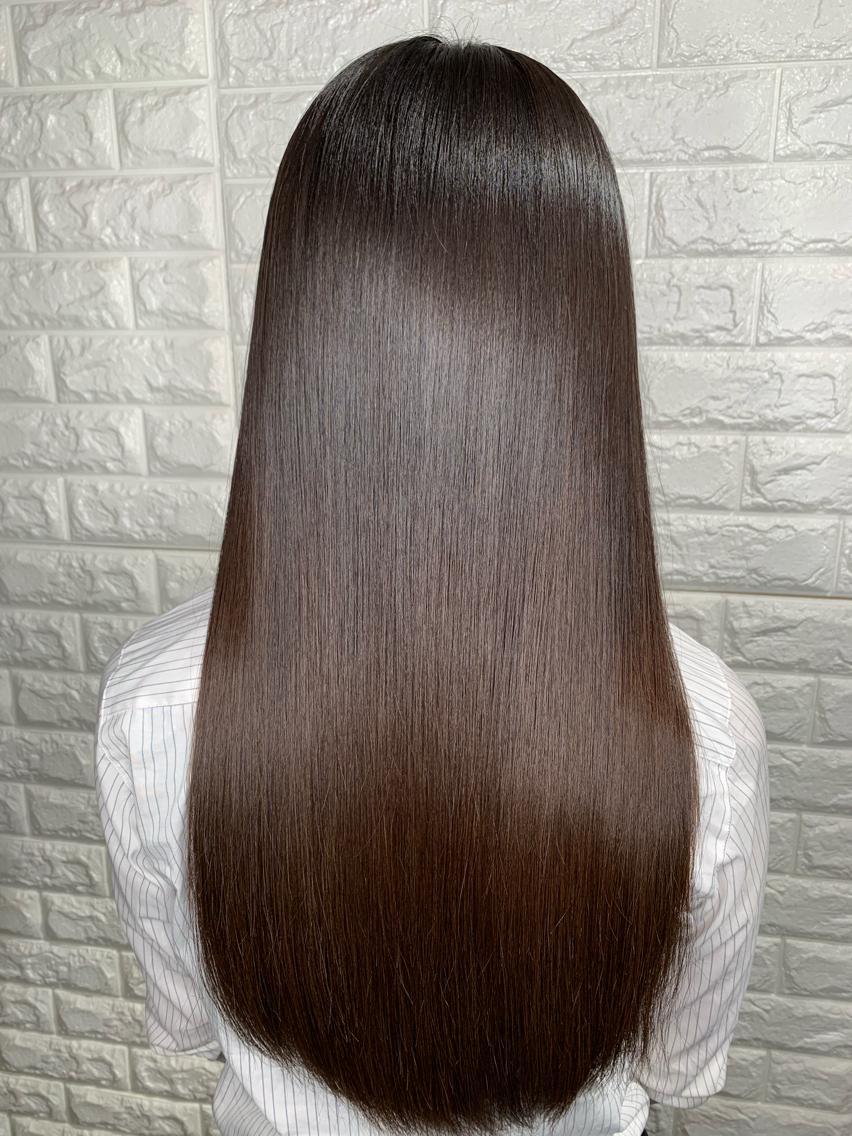 #ロング #カラー #その他 サイエンスアクアで美髪チャージ