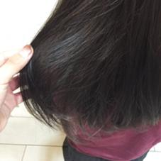 赤味抹殺カラー✂︎ Hair Resort THE AMAN GIRL所属・オグラタカヒロのスタイル
