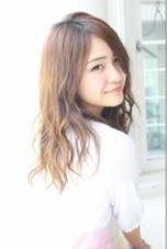 撮影モデル**あかりちゃん♡ 可愛すぎずナチュラルに♩♪ メイクもナチュラルが今年の流行(=^^=) DIGNIF所属・藤垣万耶のスタイル
