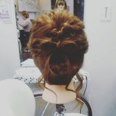 hair&make  posh所属・ふじいまりんのスタイル
