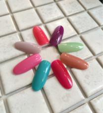 カラーも沢山取り揃えております! chooshhh nail所属・岡田麻里のフォト