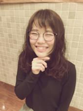 ゆるふわウェーブ☆ 美容室 eclat所属・古林大樹のスタイル