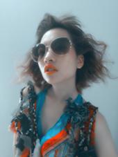 ウェーブ感のあるボブに、ピンクアッシュのグラデーションカラー☆ Rasca102所属・北澤靖子のスタイル