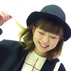 グラデーションカラー➕ポイントカラー PAnDA所属・ヒラタタカシのスタイル