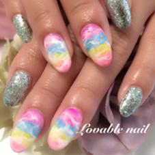 lovable nail所属・大沢敦子のフォト