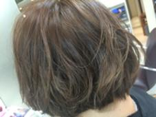 透明感のある グレージュは ブリーチ必須です!! HAIR&MAKE  ZEST所属・市川夢のスタイル
